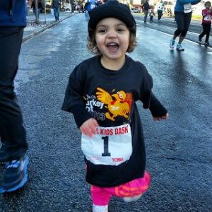 Happiest Runner Ever!